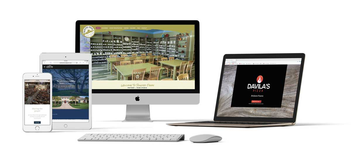 Website Design Vero Beach