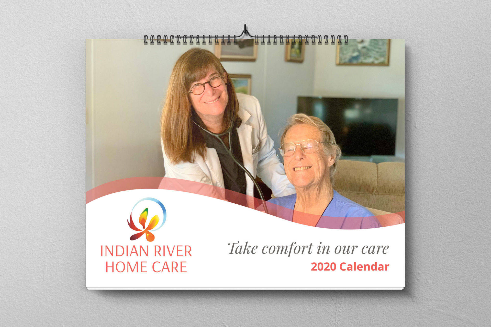Indian River Home Care Calendar
