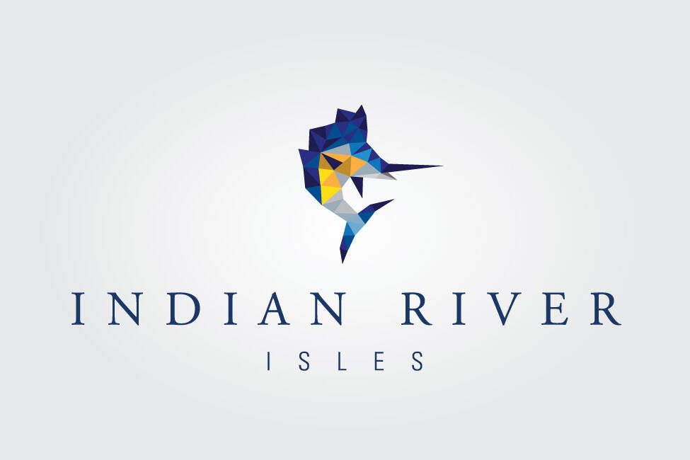 Logo, graphic design and branding developed for Indian River Isles.