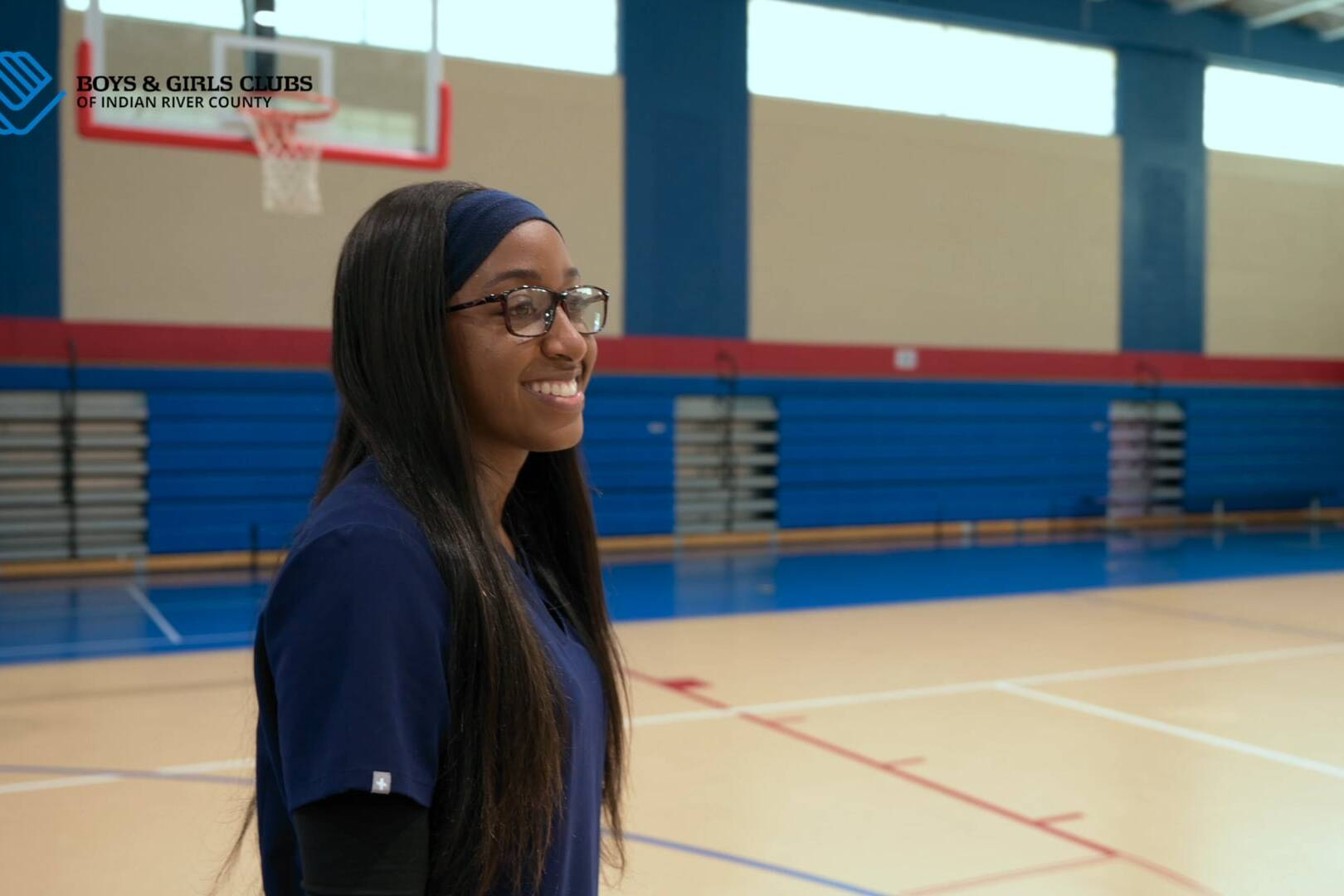 Ironside created a professional video for the Boys and Girls Club of Vero Beach