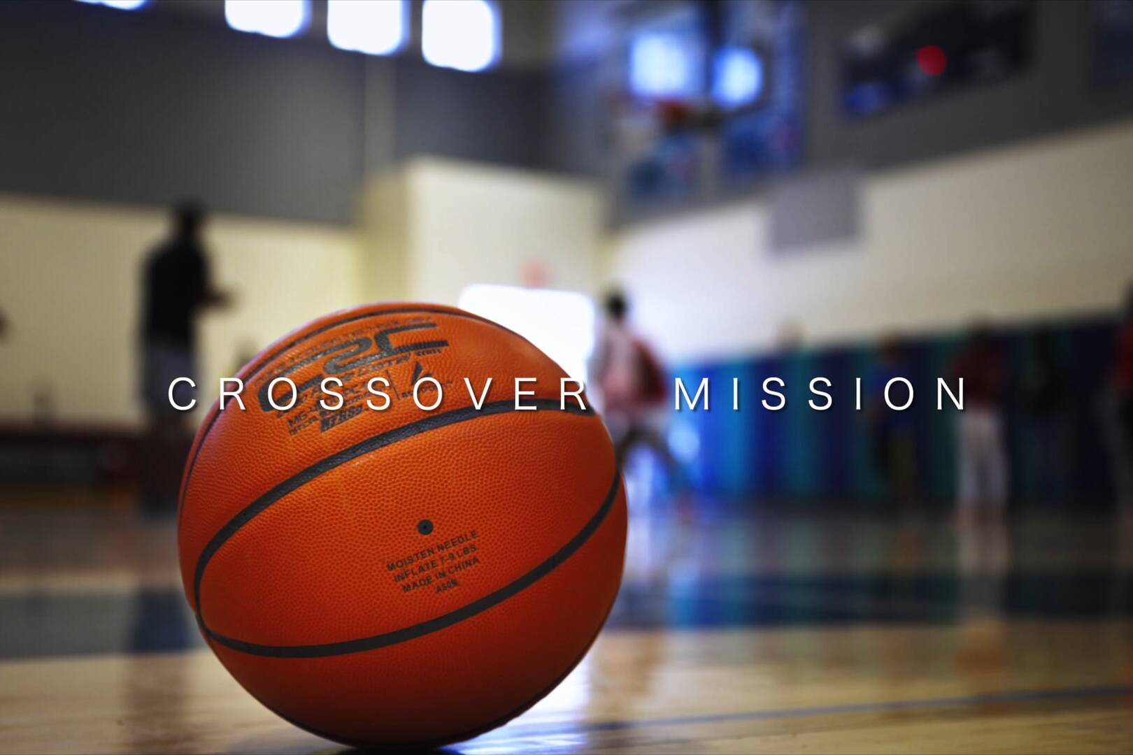 Brand video production for Crossover Mission