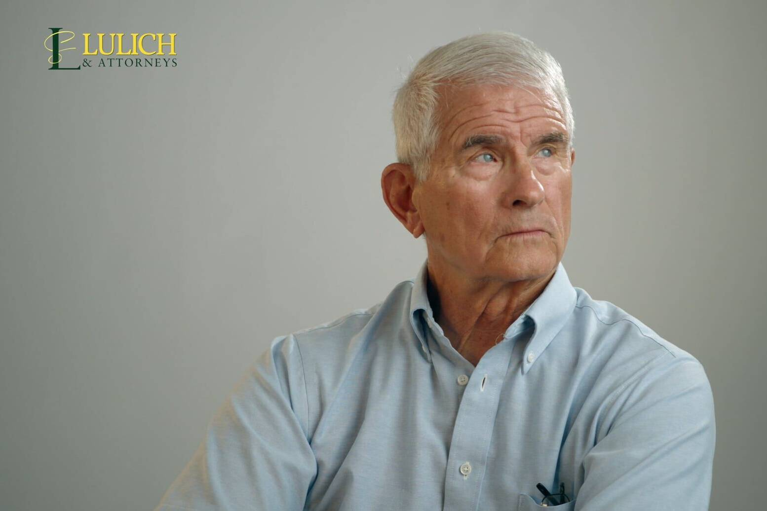 Ironside's professional video services created a person injury testimonial video for Lulich and Attorneys.