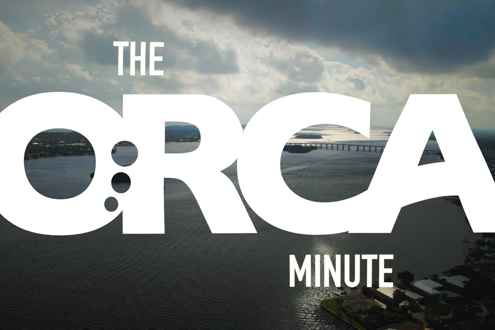Our team produced a video for ORCA about Kilroys monitoring the Indian River Lagoon.